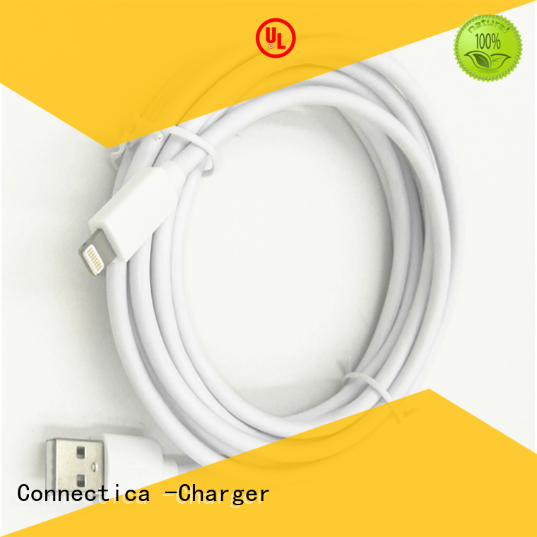 Connectica charger tpe mfi usb cable cable sale