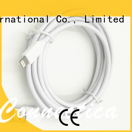 tpeabs certified tpepvc OEM charging cable Connectica charger