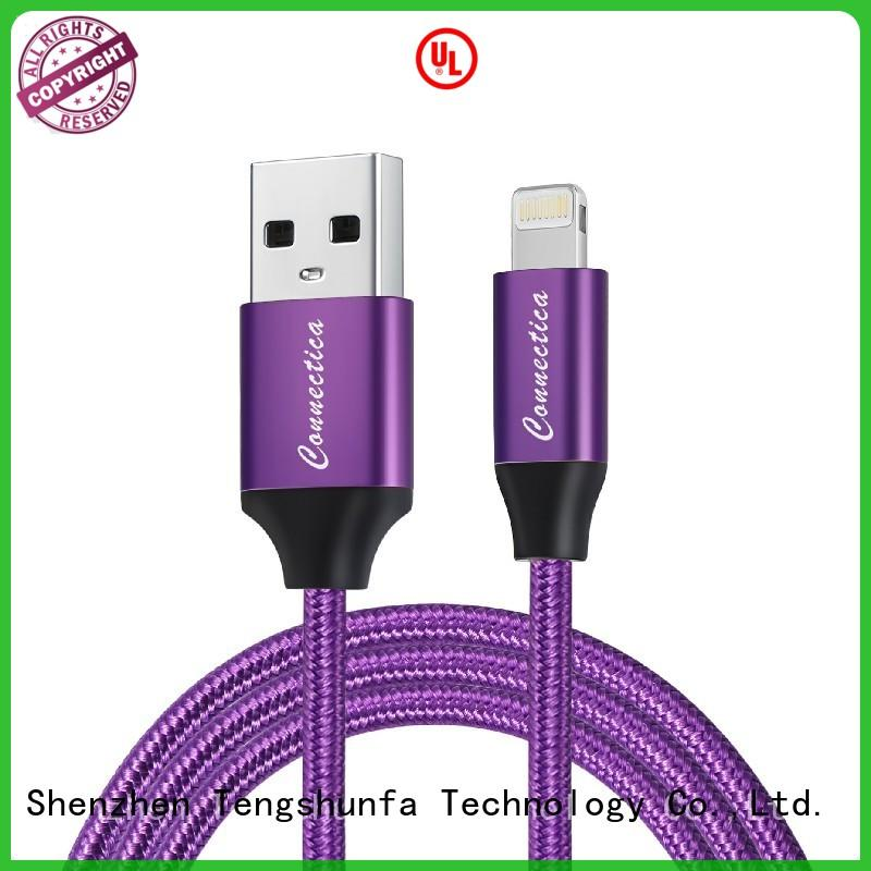 Connectica house best lightning cable Supply for android phone