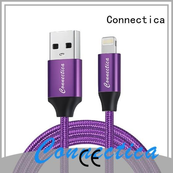 Connectica conn best lightning cable manufacturers for sale