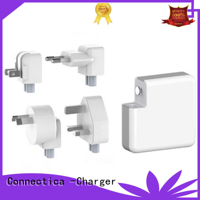 density wall charger molding portable Connectica charger company