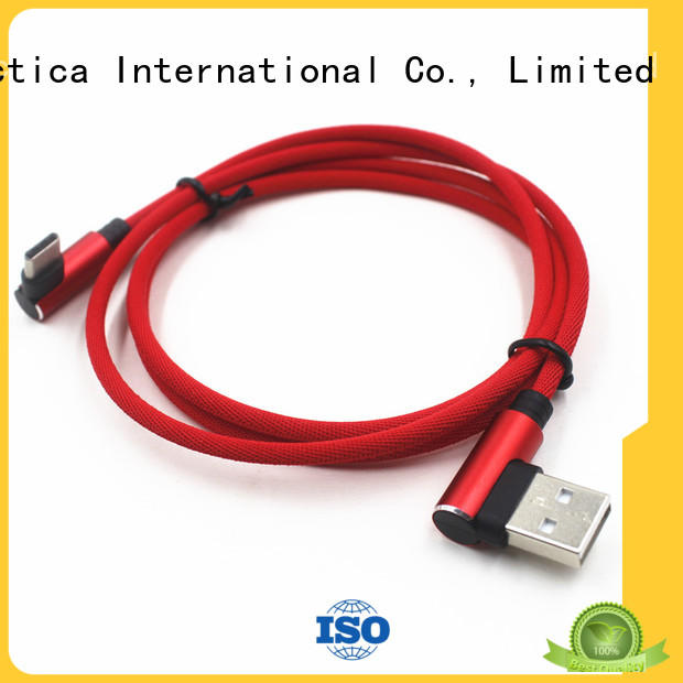 Connectica charger right angle micro usb cord with magnetic lightning for sale