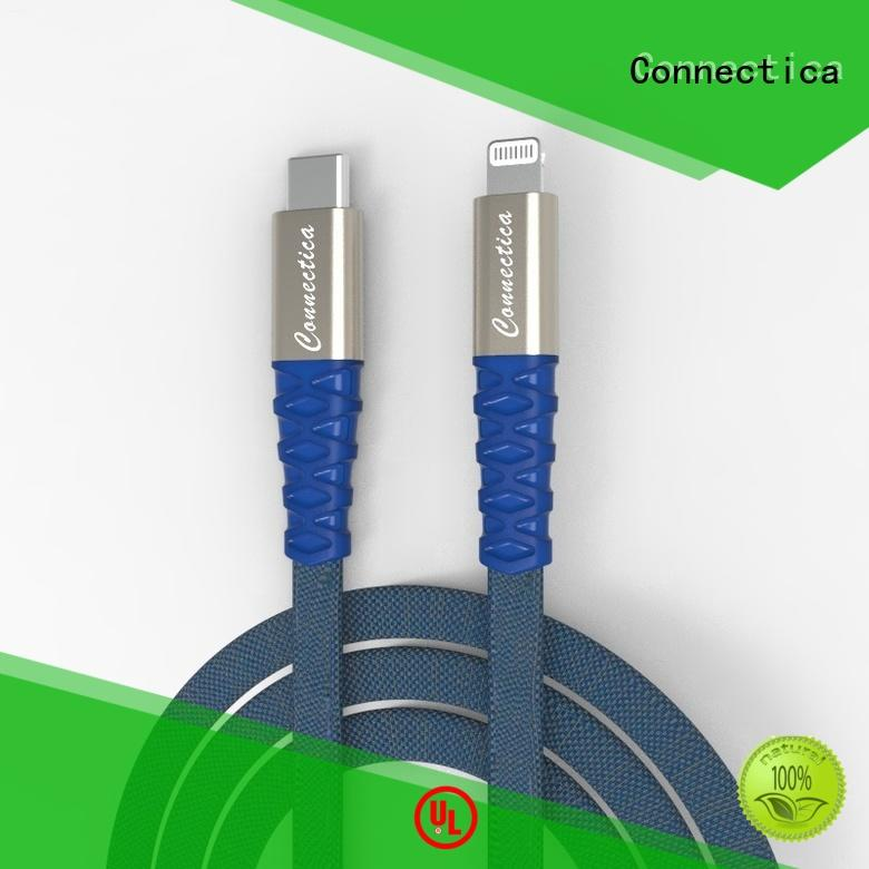 Connectica 6ft lightning cable with magnetic lightning for iPhone