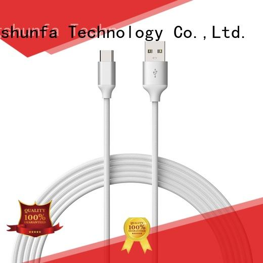 High-quality best lightning cable usb a port to usb type c with molding for the game