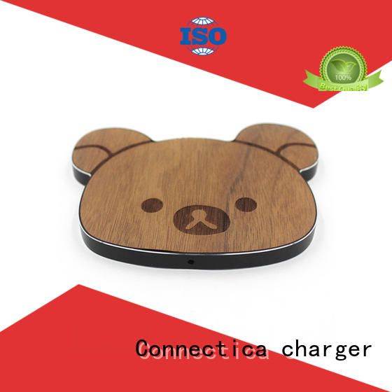 face wireless charger for android light for Connectica charger