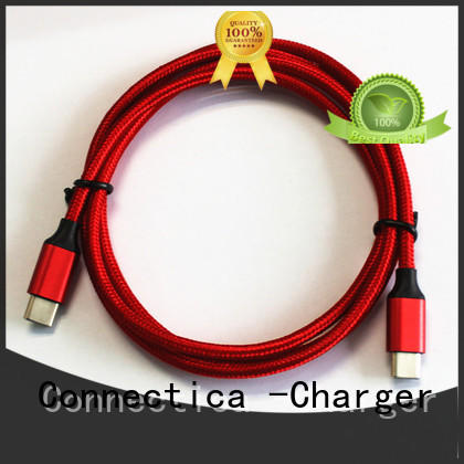 connector mfi usb cable certification charging cable Connectica charger Brand certification