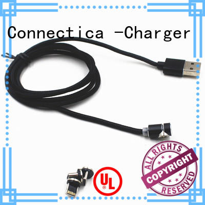 nylon cable usb micro usb with magnetic lightning for sale