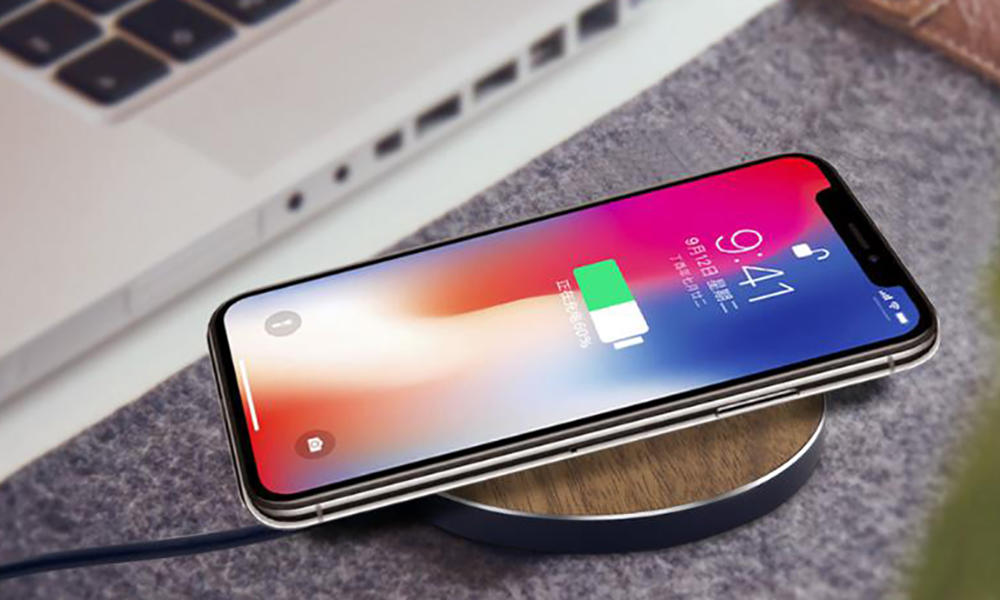 Fast Charge Wireless Charging Pad with Customize Face Plate & Shape CWC-0003-3