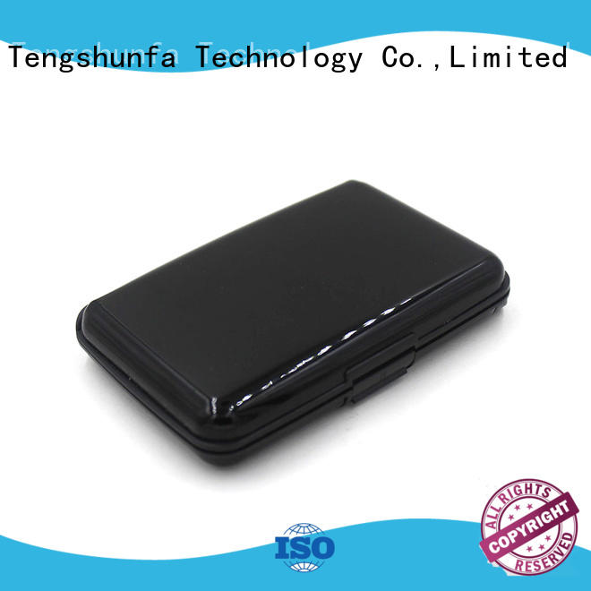 Connectica charging usb power bank with rfid blocker for abc and pc flame retardant