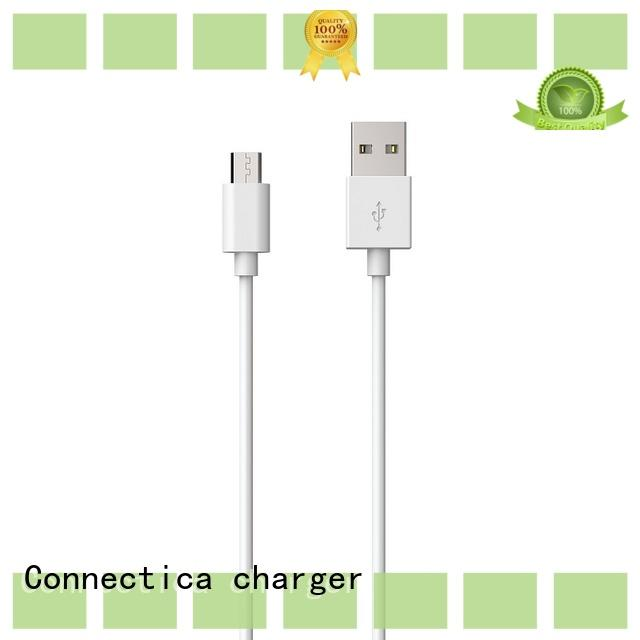 retractable micro usb charging cable with molding for the game