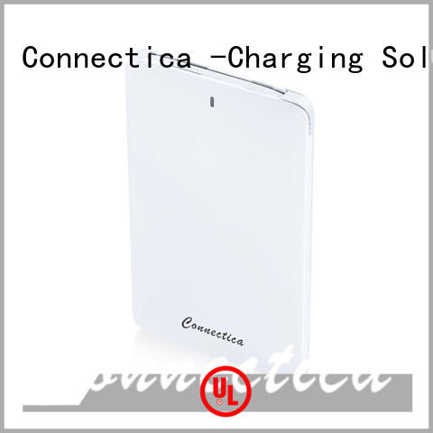 Connectica excellent power bank yoobao company for working