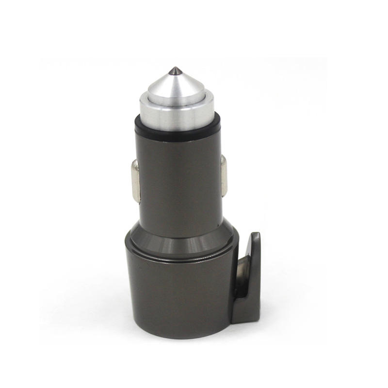 In-Car Safety Features Usb Car Charger CCC-0002