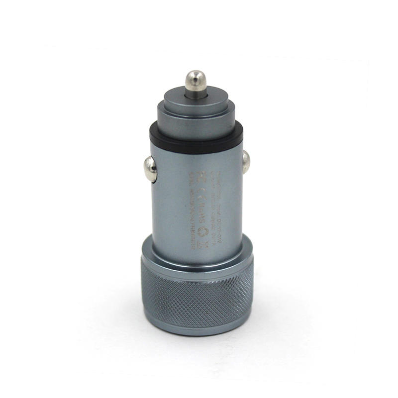 In-Car Type C Car Charger Shape Charger CCC-0003