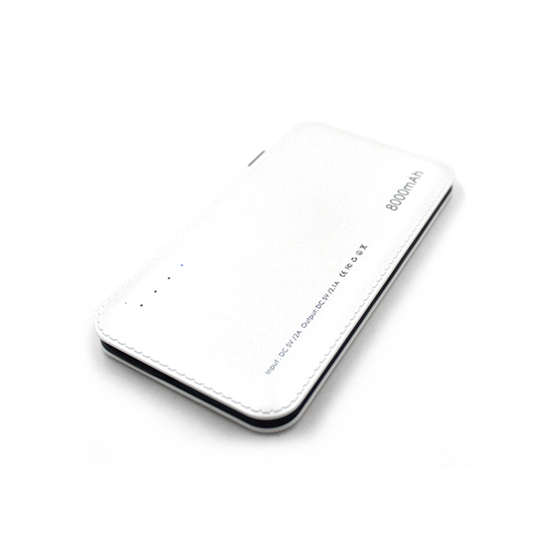 Connectica charging high quality slim power bank with wireless charging for abc and pc flame retardant-5