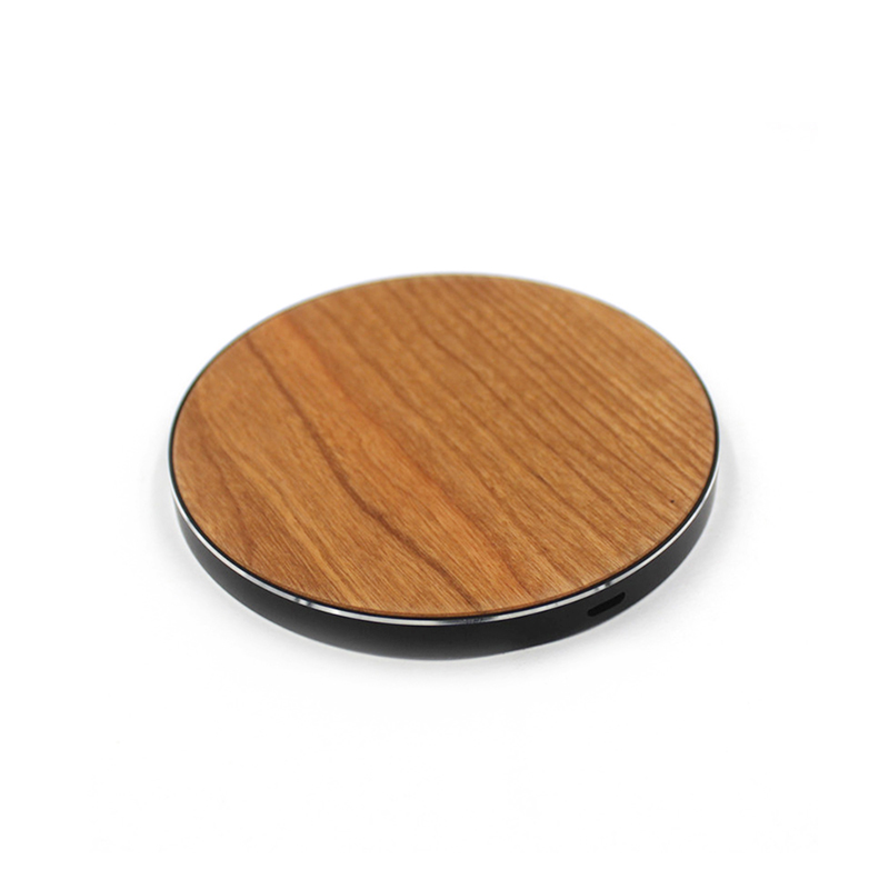 Fast Charge Wireless Charging Pad with Customize Face Plate & Shape CWC-0003-5