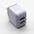 2 port usb wall charger plugs wall charger Connectica charger Brand