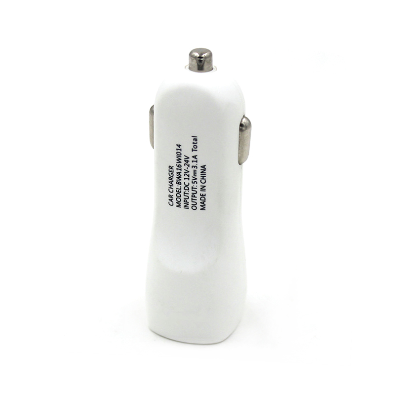 Soft Touch Car Charger CCC-0007-4
