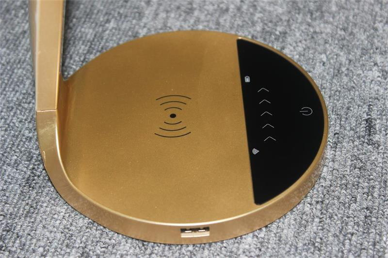 Connectica charger excellent cell phone charging pad with customize face plate and shape for pc and abs