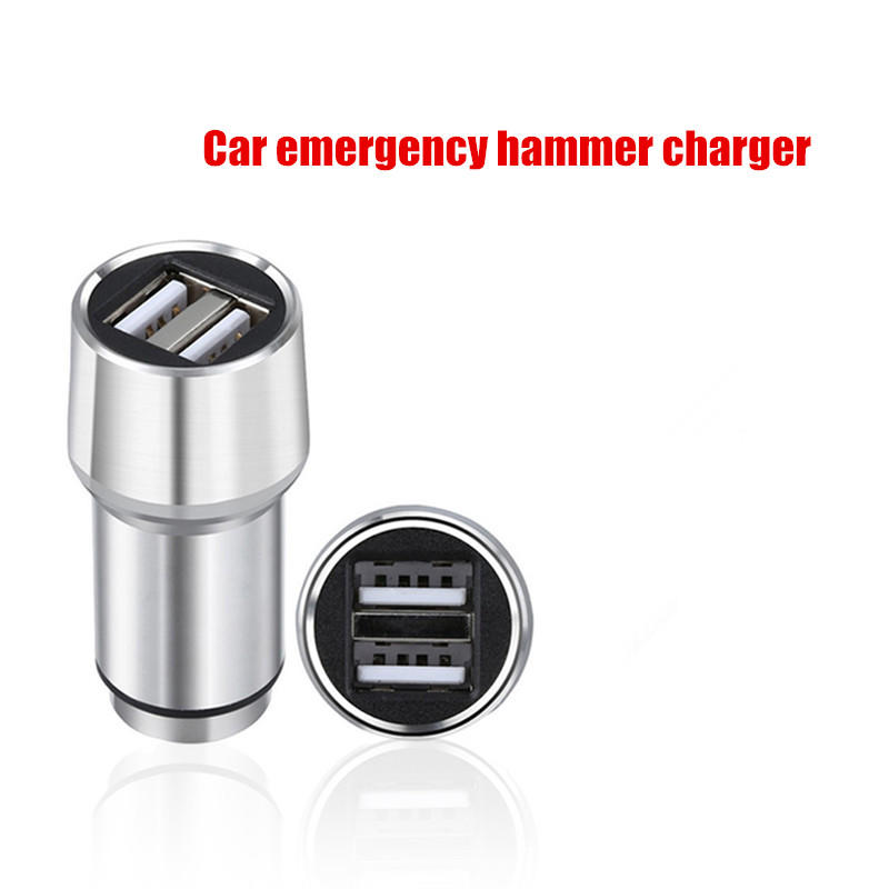 Connectica charger Brand flame shape safety custom best car charger