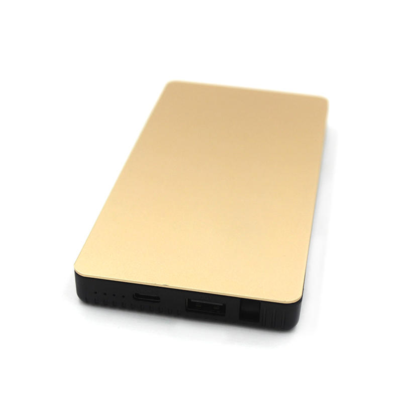 power card wallet power bank 15000mah with pd and qc for travelling