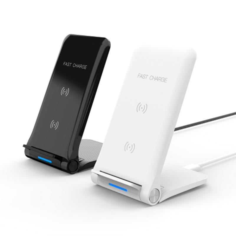 wireless mobile charger with pu