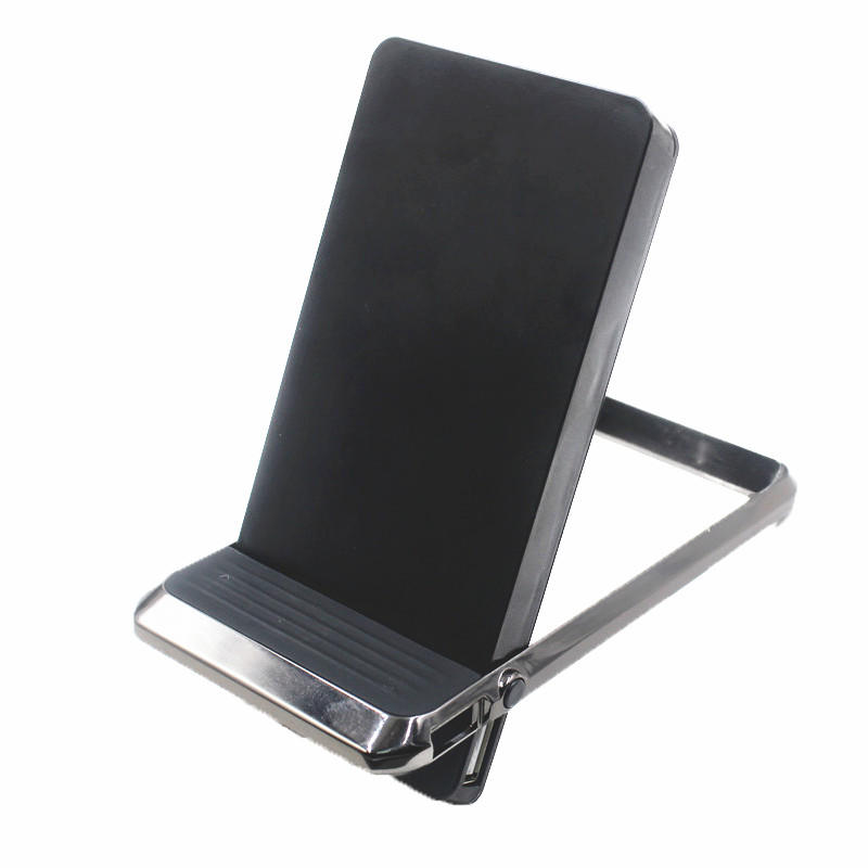 Portable Charger Stand Cum Wireless Charger Usb Power Bank