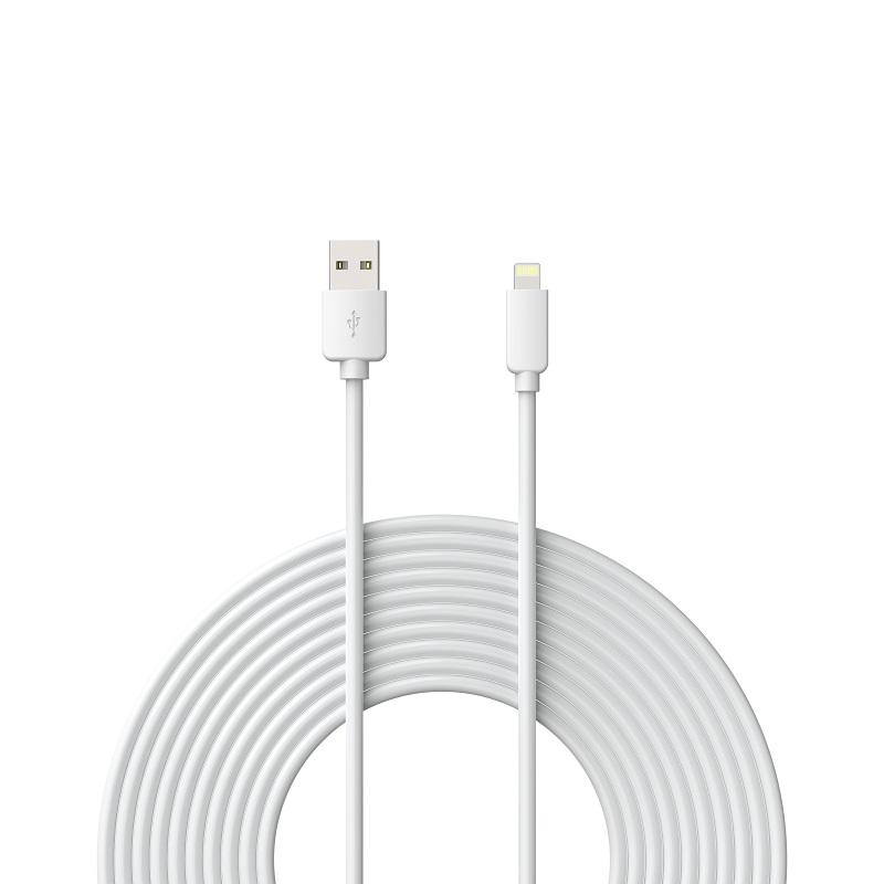 MFi Certified Data / Charging PVC(TPE) Cable CONN-011 (T)