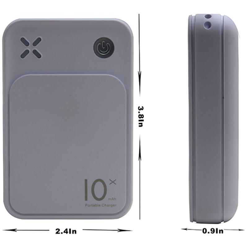 Power Bank with High Capacity Fast Charging Universal USB Port OEM & ODM Available
