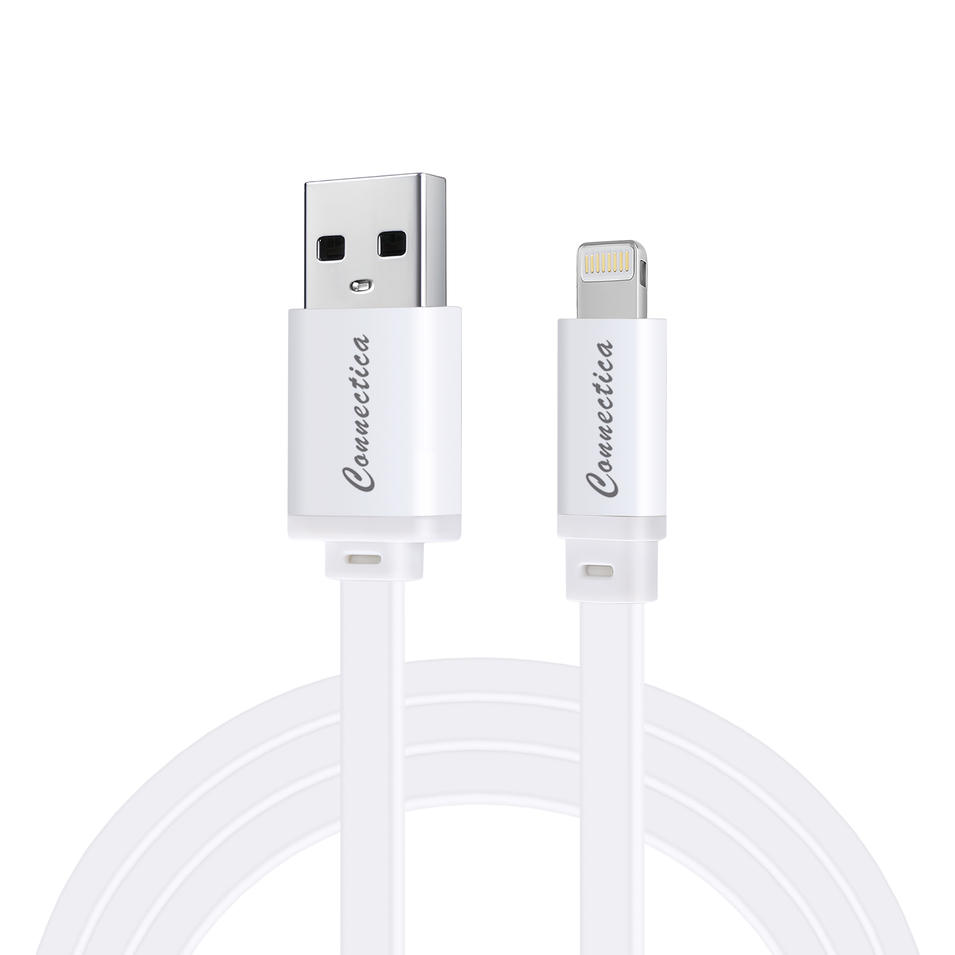 MFi Certified Lightning To USB Cable Fast Charge Charging Data Cable For IPhone