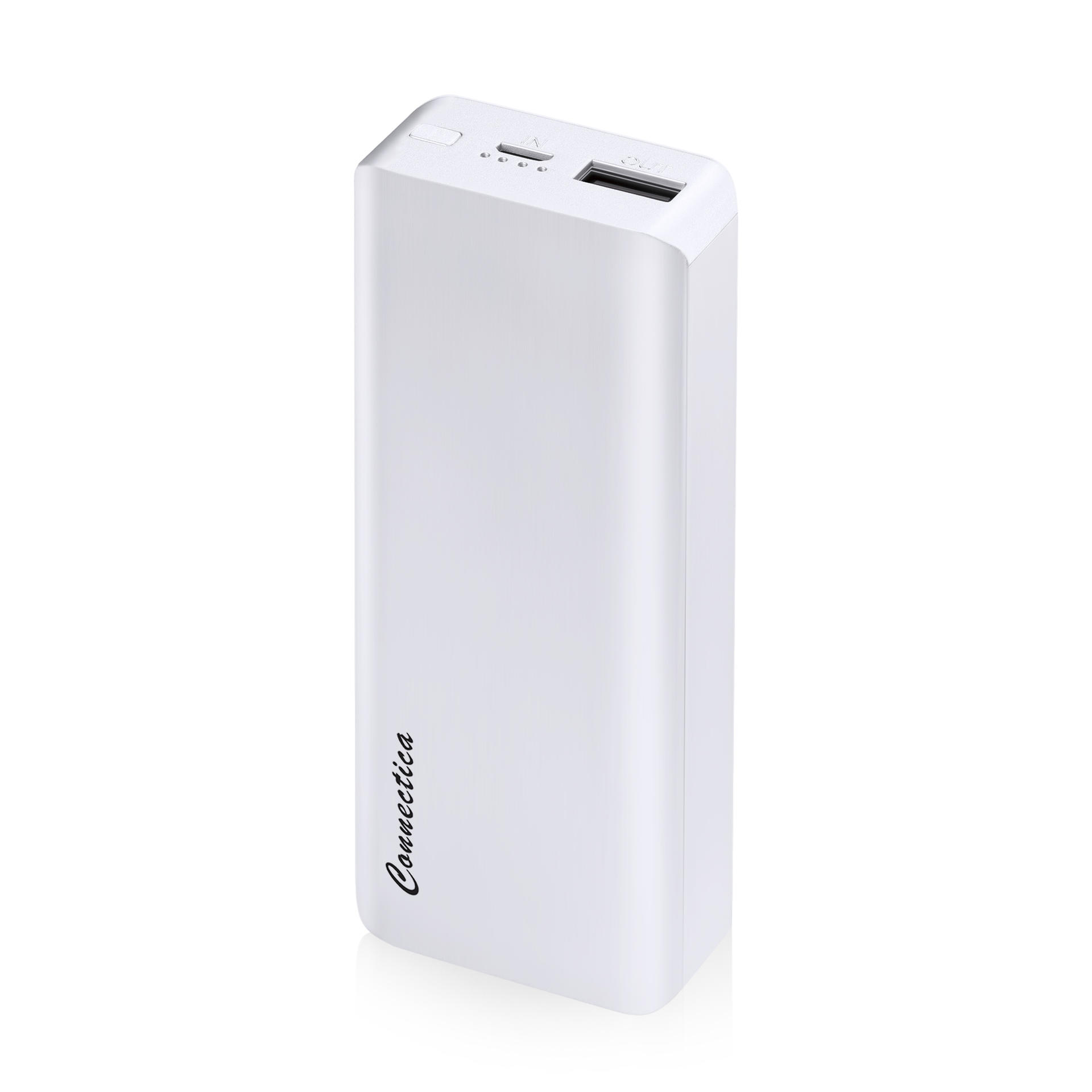 2019 New Powerbank OEM 10000 Mini Mobile Charger Logo Custom 10000Mah Power Bank