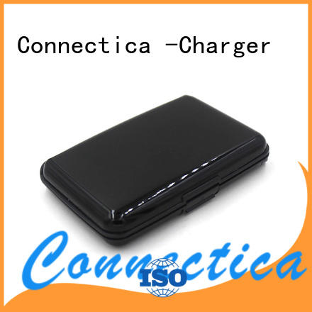 cpc 10000mah power bank price mfi for travelling Connectica charger