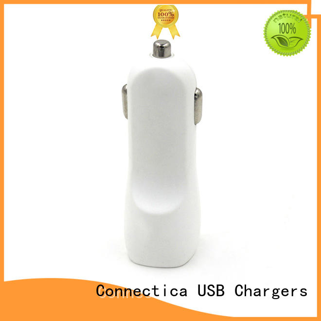best car charger ressistant tyre soft car charger adapter manufacture