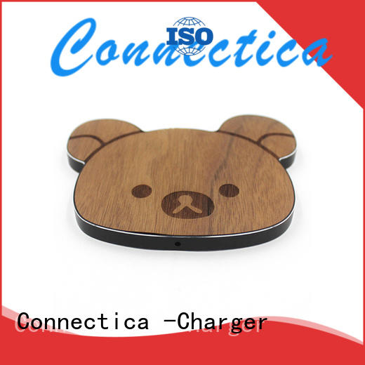 portable wireless charger face plate ultra Warranty Connectica charger