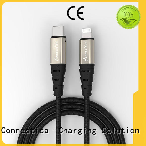 Connectica 6ft apple lightning cable house data charging cable for iPhone