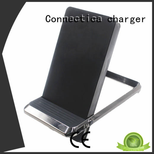 excellent wireless charging power bank mfi for abc and pc flame retardant Connectica charger