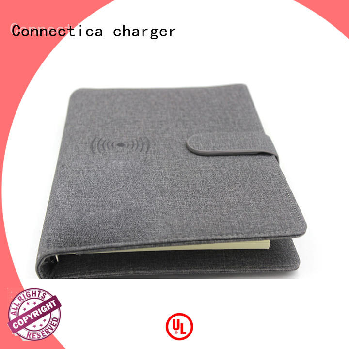 housing ipad power bank with charging dock for working