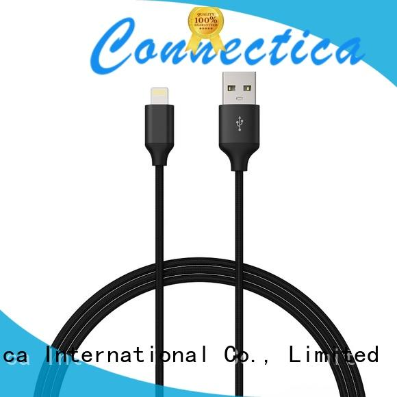 MFi certification Data & Charging Cable CONN-037