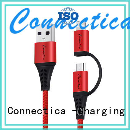 Best type c to lightning pvc for business for the game