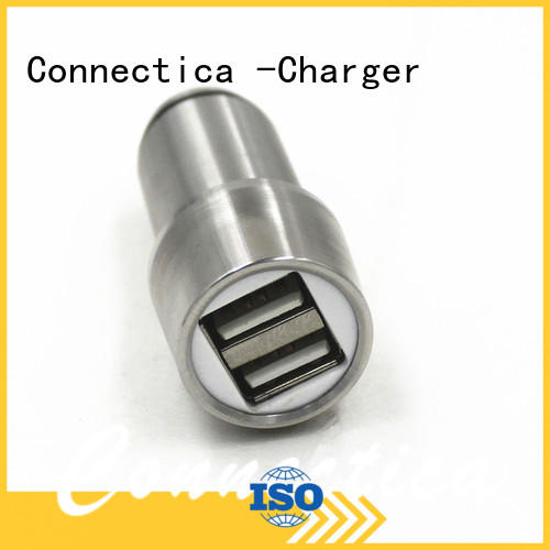 qc apple car charger pd for car Connectica charger