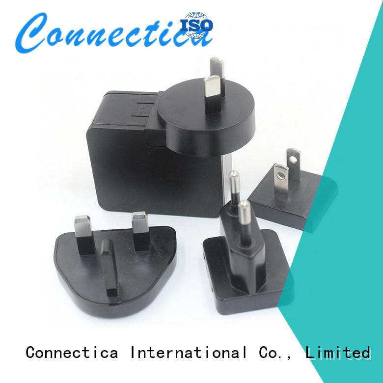 Connectica charger ctc wireless mobile charger injection molding for high density