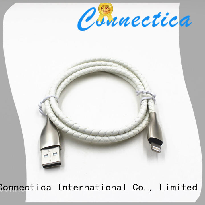 pvctpe tpeabs assured charging cable Connectica charger