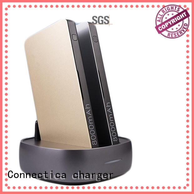 Built in 3 in 1 Portable Charger with Charging Dock CPC-0001