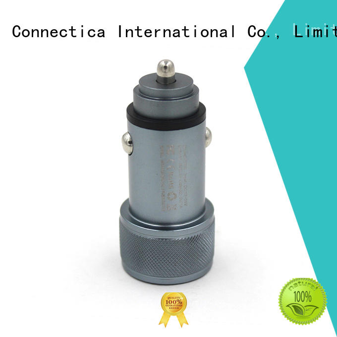 In-Car Tyre Shape Charger CCC-0003