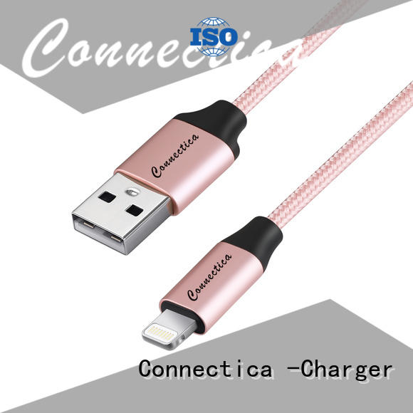 Connectica charger mfi mfi lightning cable with magnetic lightning for android phone