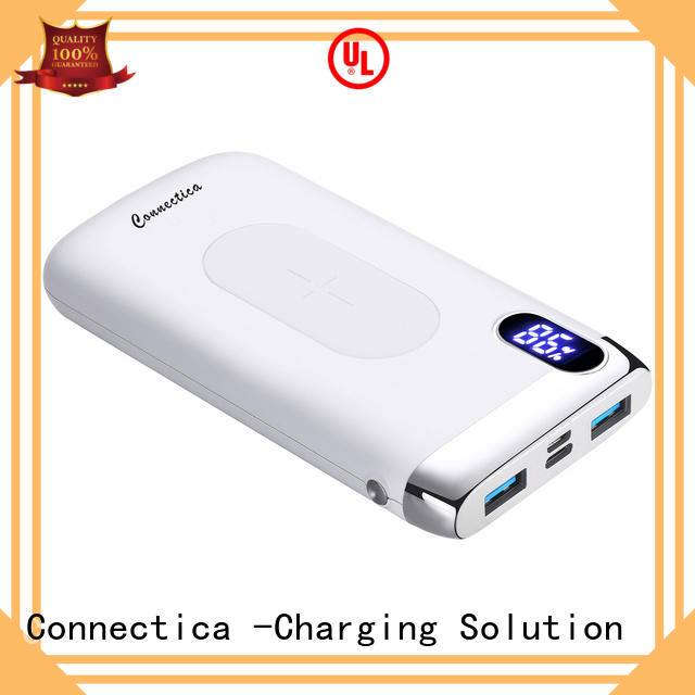 housing wireless power bank excellent manufacturers for travelling