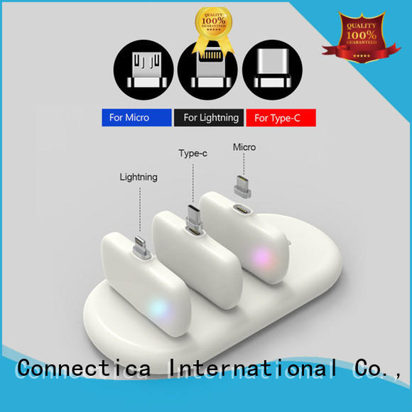 Power Bank Wholesale excellent for abc and pc flame retardant Connectica charger