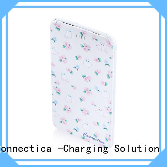 Connectica hot sale power bank 16000mah Supply for mobile phone