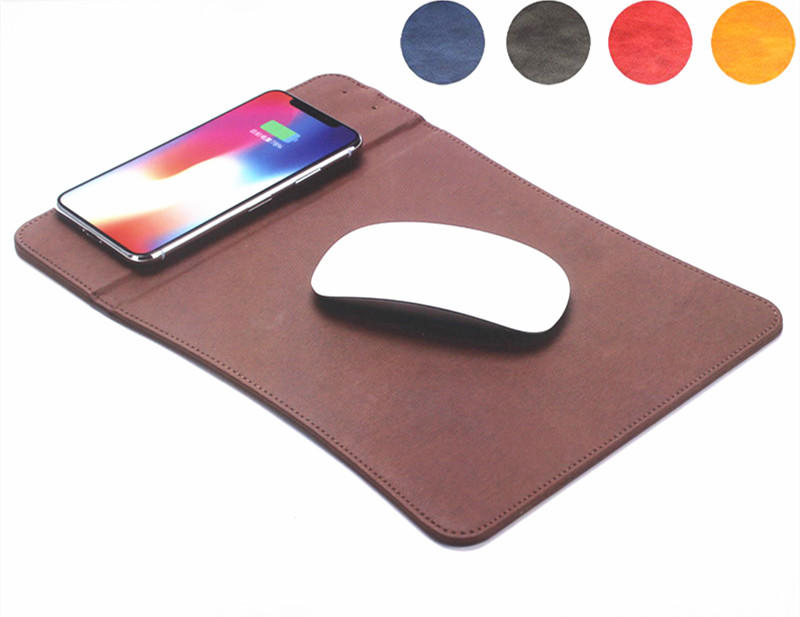 Wireless Charging Mousepad for PU CWC-0001-3
