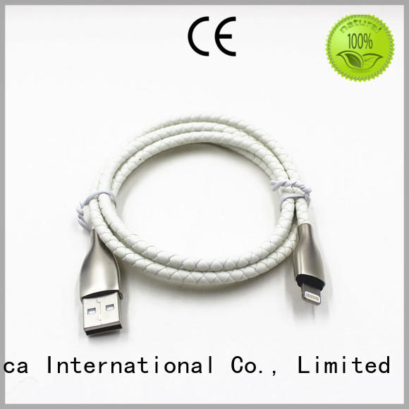 usb a port to usb type c cable micro usb with molding for android phone Connectica charger