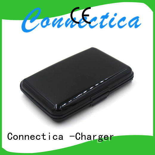 high quality best portable power bank with pd and qc for working Connectica charger